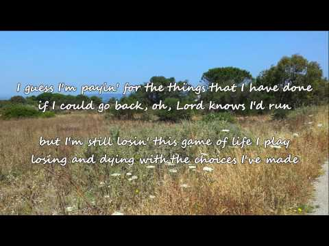 George Jones - Choices (with lyrics)