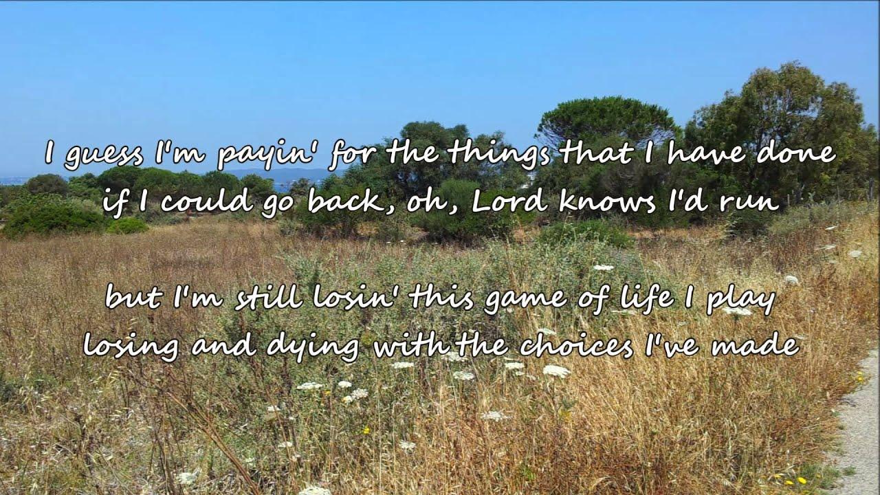 Choices George Jones - Song Lyrics | MetroLyrics