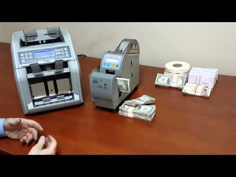SUPLESA BP-100, 50 AND 100 BANKNOTES BANDING & PRINTING