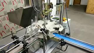 Линия розлива ЛР-2 в полном цикле