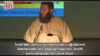 Avusturalyalı İslamcı Musa Cerantonio Nusret Cephesi'ni destekledi - www.incanews.com