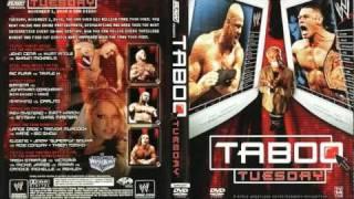 WWE Taboo Tuesday 2005 Theme Song Full+HD
