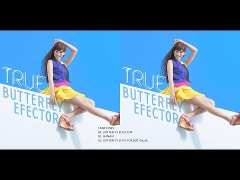 OP主題歌 TRUE「BUTTERFLY EFFECTOR」MP3