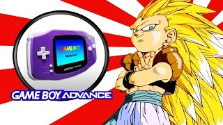 All Dragon Ball Z Games For GBA