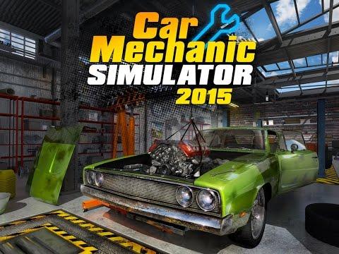 Car Mechanic Simulator 2015 – Rear Shock Absorber Cap