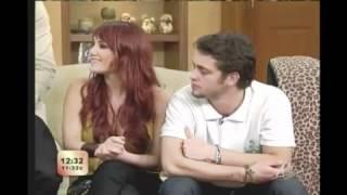 [2008] RBD en Escandalo TV - Entrevista [1/3]