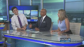 Noon Weather Update August 23rd, 2017