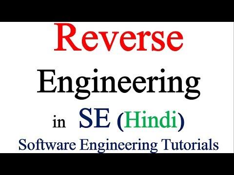 Reverse engineering in