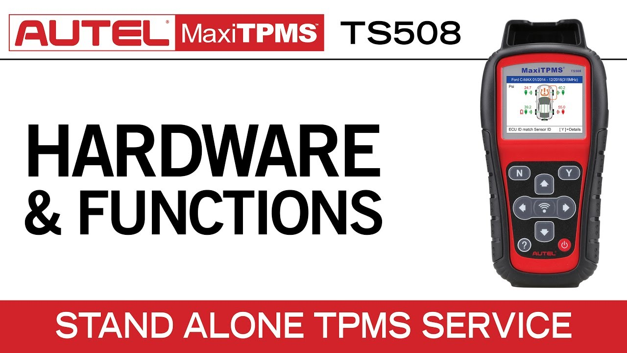 AUTEL TPMS Sensors and Service Tool Kit Special Offer