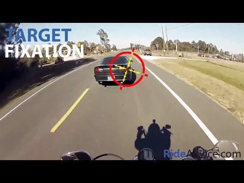 Motorcycle Target Fixation - What is Target Fixation and How to Avoid Target Fixation