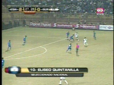 El Salvador vs Surinam 3-0