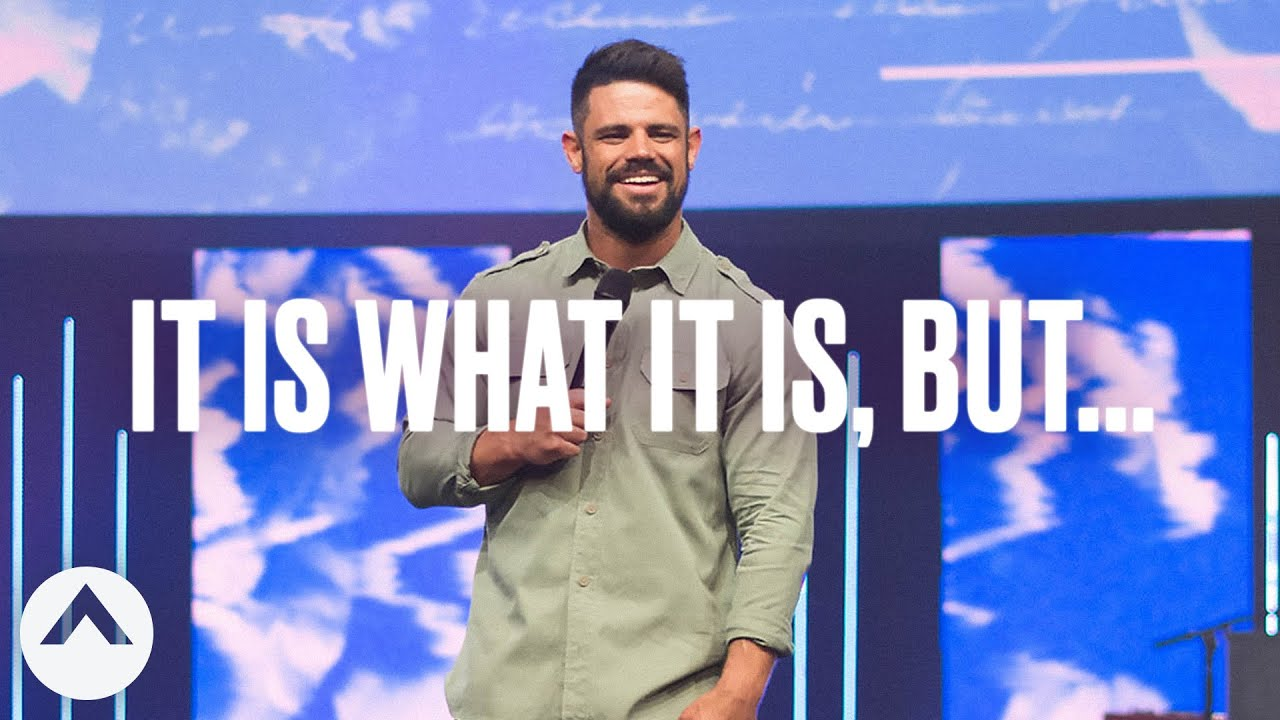 It Is What It Is, But It's Not What It Seems | Out Of The Vault | Pastor Steven Furtick
