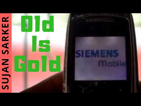 Siemens A75 retro reviews after 15 years