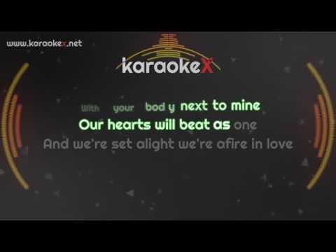 Ed Sheeran   Afire Love Karaoke Version Karaokex by KaraokeX   Dailymotion