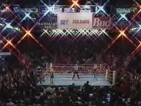 1999-6-26 Johnny Tapia vs Paulie Ayala I (FOTY)
