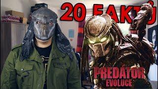 20 FAKTŮ - Predátor
