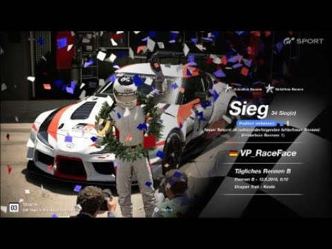 Gran Turismo™SPORT - Daily Race B - Gr.3