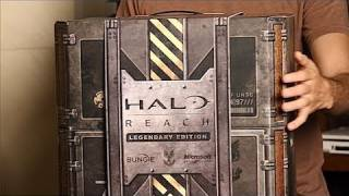 Halo Reach - Legendary Edition Unboxing & First Look