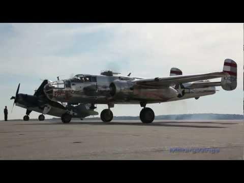 B-25J MITCHELL (WW2 Medium Bomber)  HD