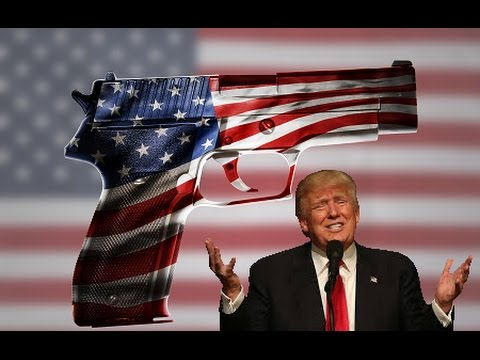 Trump Calls For Nationwide Concealed Carry (mirrored) TS