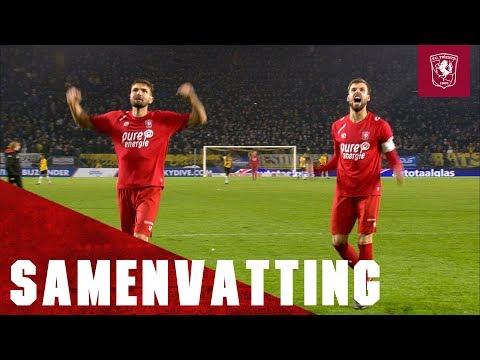 NAC Breda - FC Twente 12-12-2017