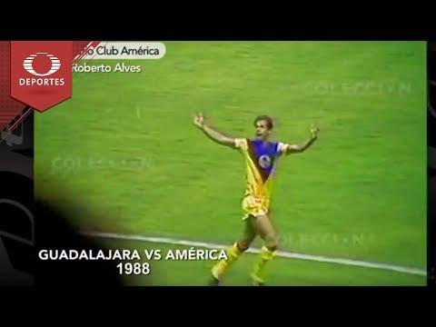 Los goles de Luis Roberto Alves Zague en Clásicos | Televisa Deportes