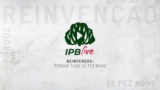 IPBLive - Esperança, mensagem rev. Hernandes Dias Lopes