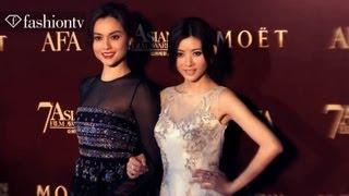 7th Asian Film Awards 2013: Red Carpet in Hong Kong |  Fashion One