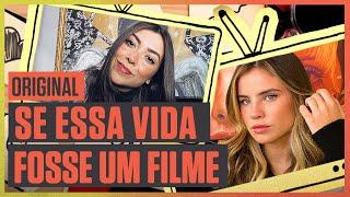 """CLIPE EXCLUSIVO: Giulia Be e Thalita Meneghim cantam """"Se Essa Vida Fosse Um Filme"""""""