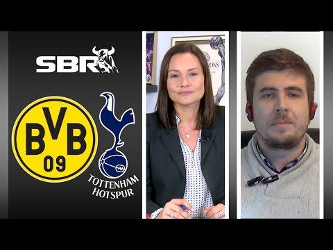 Dortmund vs Tottenham - Thurs 9th - Europa League Last 16 Tips