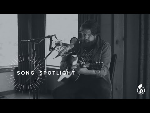 Zach Williams - Rescue Story (Acoustic) | Musicnotes Song Spotlight