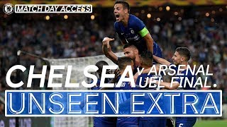 Chelsea Lift The <b>Europa League</b> Trophy! Exclusive Footage ...