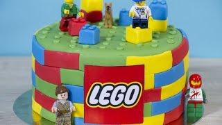 Comment faire un gâteau Lego ?