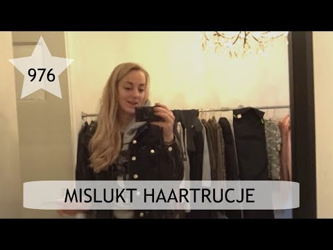 VLOG 976 | MISLUKT HAARTRUCJE | Sophie Hol | (2018)