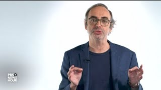 A cross-country bus trip helped Gary Shteyngart understand American happiness