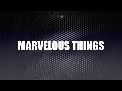 Marvelous Things (Song Tutorial)