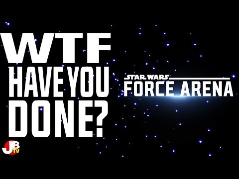 The death of a mobile game. Star Wars: Force Arena