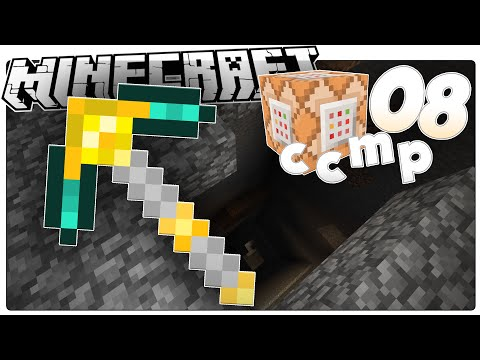 Minecraft 1.9 | KING OF THE PICKAXES | Custom Command Mod Pack #8
