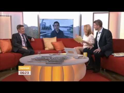 ITV Daybreak: Equal Marriage Discussion (July 2012) [Equality Network]