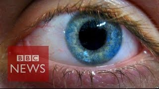 Stem cell cure for blindness tested - BBC News