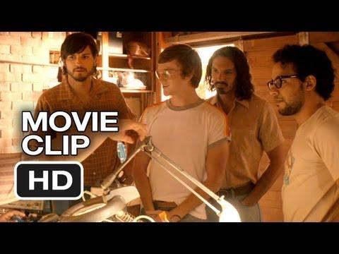 Jobs Movie CLIP - We Need Help (2013) - Ashton Kutcher Movie HD