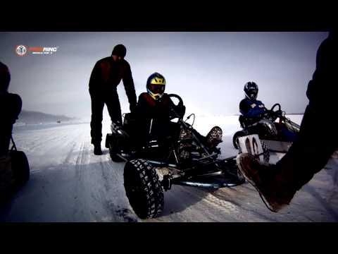 """Ice Karting"" | ""Зимний картинг"""
