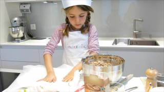 Kochen mit Mia aus der Kinderküche