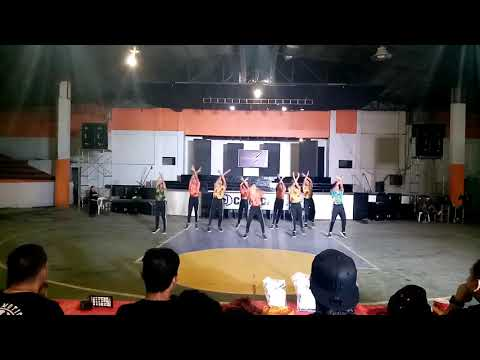 BOCBOC NHS Dance Troupe Don Carlos Bukidnon (2nd Place)PASIKLABAN 2019