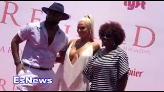 (Smokin) WWE Diva Ready To Take Out Ronda Rousey JUST WATCH! EsNews Boxing