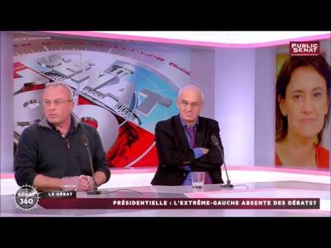 """Débat sur Public Senat : Weber en prend pour sa """"politique"""""""