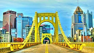 Pittsburgh Downtown - Street Tour
