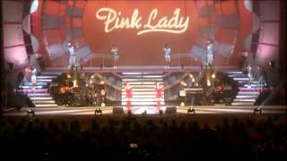 Pink Lady ピンク タイフーン In the Navy Live Unforgettable Final Ovation