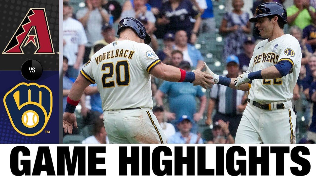 Download D-Backs vs. Brewers Game Highlights (6/3/21)   MLB Highlights