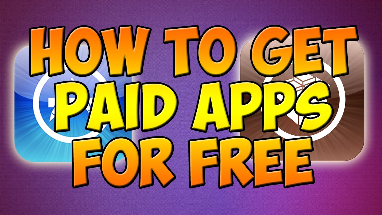 how to get any game free ios